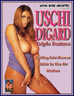 Jaquette Uschi Digard Triple Feature