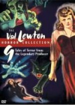 Jaquette Val Lewton Horror Collection