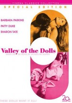 Jaquette Valley of the Dolls Special Edition