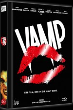 Jaquette Vamp (Cover A - Bluray + DVD)