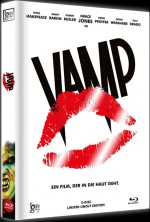 Jaquette Vamp (Cover B - Bluray + DVD)