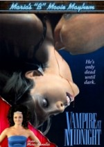 Jaquette Vampire at Midnight