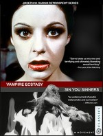 Jaquette Vampire Ecstasy / Sin You Sinners