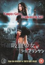 Jaquette Vampire Girl vs. Frankenstein Girl