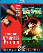 Jaquette Vampire's Kiss / High Spirits