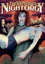 Jaquette VAMPIRES NIGHT ORGY, THE