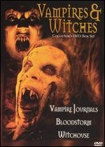 Jaquette Vampires & Witches