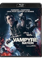 Jaquette Vampyre Nation