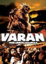 Jaquette Varan the Unbelievable
