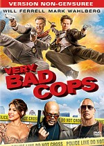 Jaquette Very Bad Cops (Non censur�)