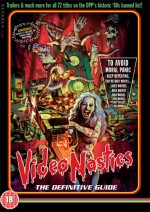 Jaquette Video Nasties: The Definitive Guide 1