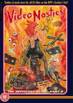 Jaquette Video Nasties: The Definitive Guide 2 (Ltd SIGNED)