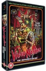 Jaquette Video Nasties: The Definitive Guide DVD