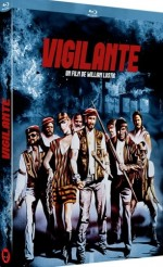 Jaquette Vigilante - Combo Dvd + Blu-ray EPUISE/OUT OF PRINT