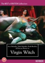 Jaquette Virgin Witch ANNULE/CANCELED