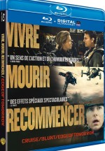 Jaquette Vivre, mourir, recommencer. / Edge of Tomorrow