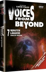 Jaquette Voices from Beyond EPUISE/OUT OF PRINT