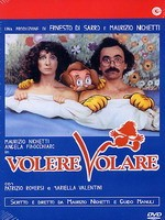 Jaquette Volere Volare EPUISE/OUT OF PRINT