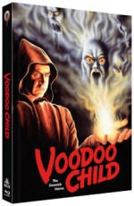 Jaquette Voodoo Child (Blu-Ray+DVD+2CD) - Cover B