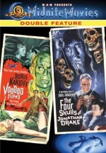 Jaquette Voodoo Island / The Four Skulls Of Jonathan Drake