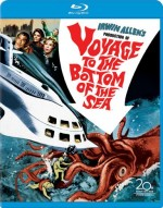 Jaquette Voyage to the Bottom of the Sea