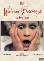 Jaquette Walerian Borowczyk Collection