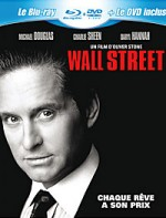 Jaquette Wall Street (Édition Blu-ray + DVD)