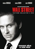 Jaquette Wall Street (édition Collector - Version Remasterisée)