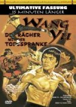Jaquette Wang Yu - Der R�cher mit der Todespranke EPUISE/OUT OF PRINT