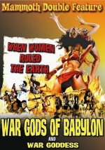 Jaquette War Gods of Babylon / War Goddess