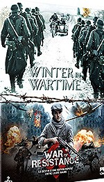 Jaquette War of Resistance + Winter in Wartime