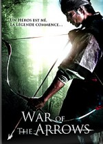 Jaquette War of the Arrows