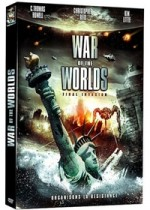 Jaquette War of the Worlds - Final Invasion
