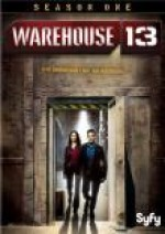 Jaquette Warehouse 13: Season One