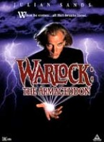 Jaquette Warlock The Armageddon