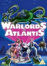 Jaquette Warlords Of Atlantis