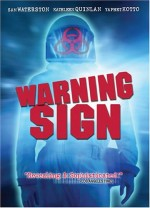 Jaquette Warning Sign EPUISE/OUT OF PRINT