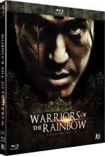 Jaquette Warriors of the Rainbow