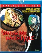Jaquette Watch Me When I Kill [Blu-ray + CD Soundtrack]