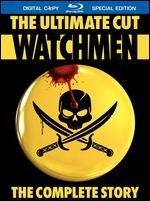 Jaquette Watchmen: The Ultimate Cut EPUISE/OUT OF PRINT