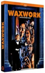 Jaquette Waxwork (DVD + BLURAY)