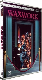 Jaquette Waxwork EPUISE/OUT OF PRINT