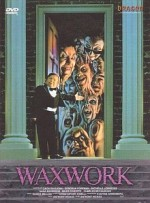 Jaquette WAXWORK (SPECIAL EDITION) EPUISE/OUT OF PRINT