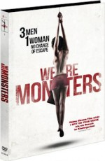 Jaquette We Are Monsters (Cover B)