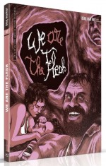 Jaquette We Are the Flesh (Combo Blu-ray + DVD)