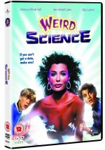 Jaquette Weird Science