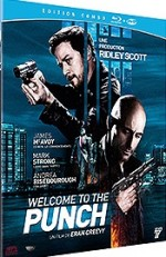 Jaquette Welcome to the Punch (Combo Blu-ray + DVD)