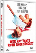 Jaquette  Wer hat Tante Ruth angezündet ? (DVD + BLURAY) - Cover B