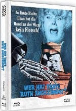 Jaquette  Wer hat Tante Ruth angezündet ? (DVD + BLURAY) - Cover D