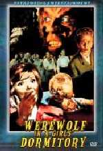 Jaquette WEREWOLF IN A GIRL'S DORMITORY